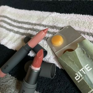 NEW; Bite Beauty Lip Products